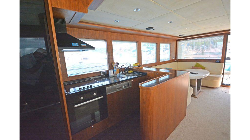 Pilothouse Trawler Motoryacht (15)