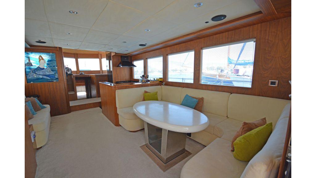 Pilothouse Trawler Motoryacht (25)