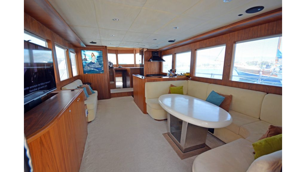 Pilothouse Trawler Motoryacht (27)