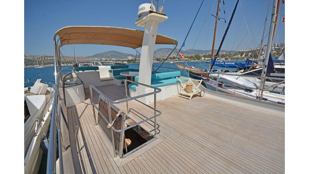 Pilothouse Trawler Motoryacht (30)