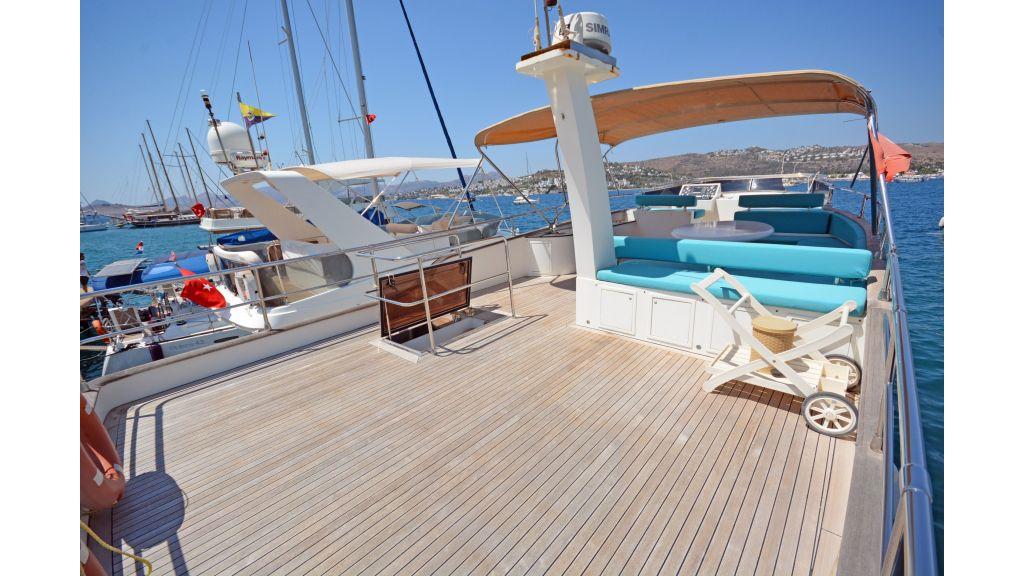 Pilothouse Trawler Motoryacht (43)