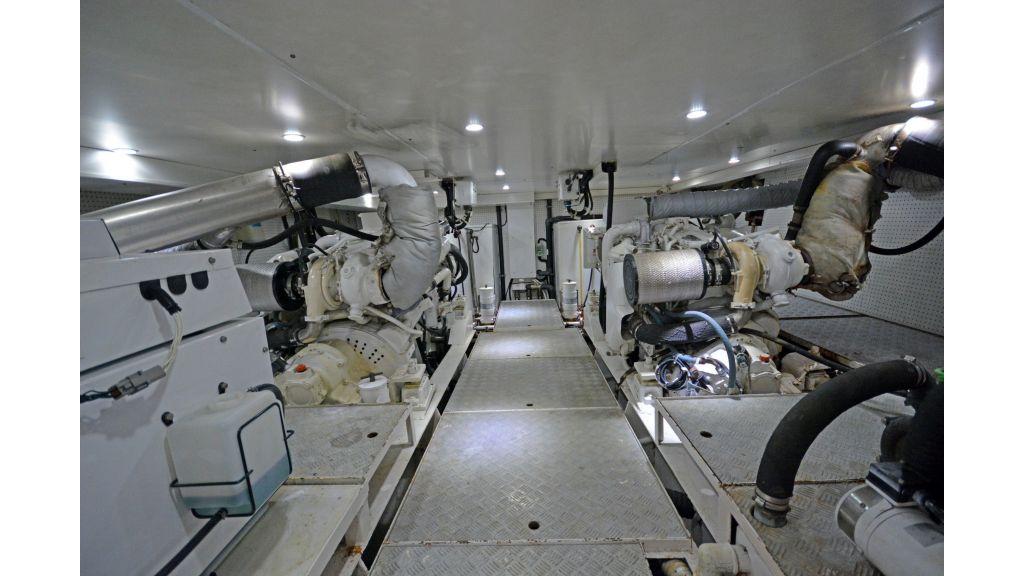 Pilothouse Trawler Motoryacht (49)