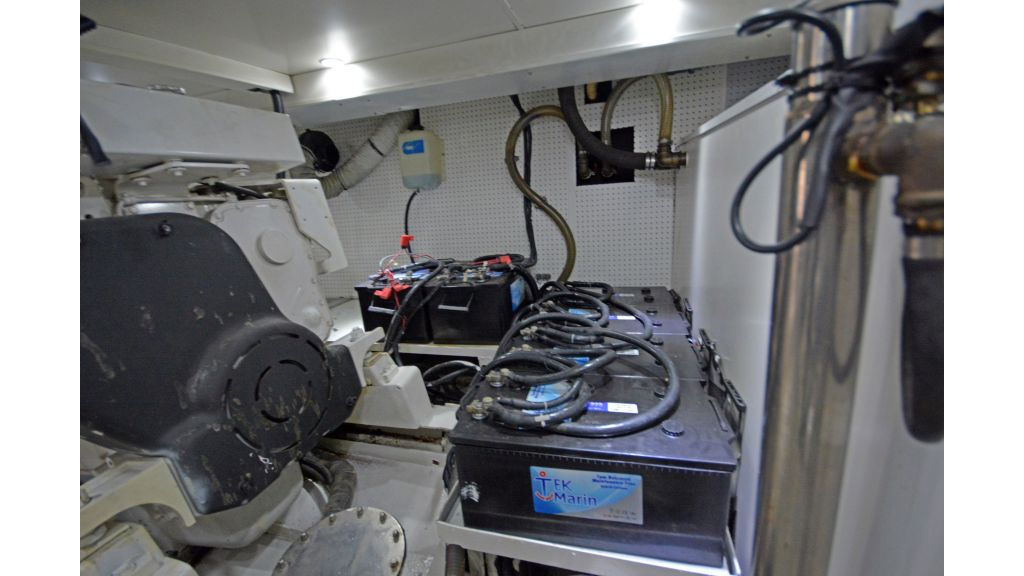 Pilothouse Trawler Motoryacht (55)