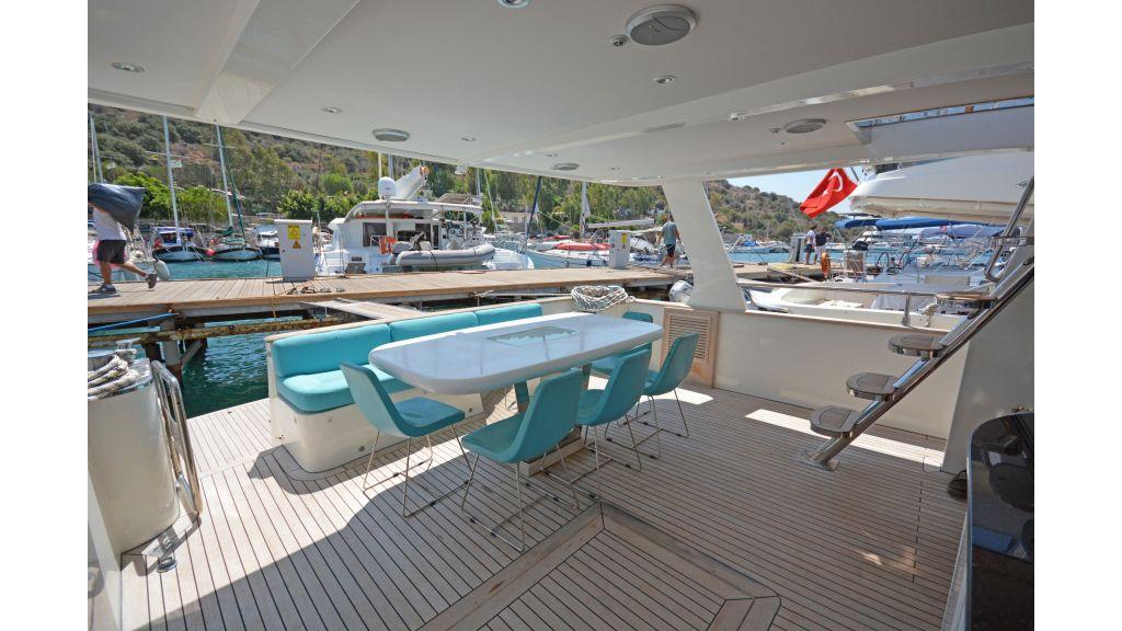 Pilothouse Trawler Motoryacht (57)