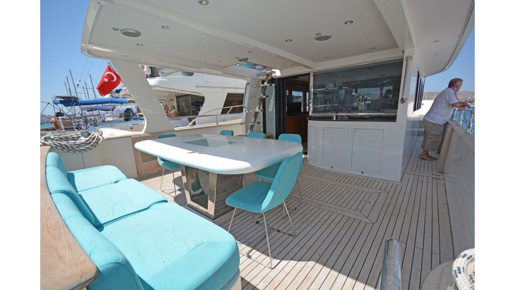 Pilothouse Trawler Motoryacht (58)