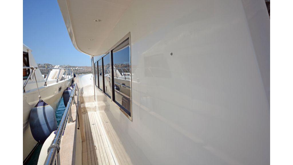 Pilothouse Trawler Motoryacht (60)