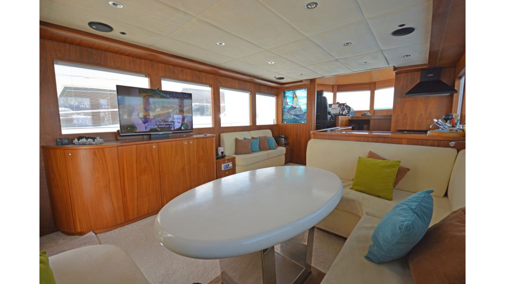 Pilothouse Trawler Motoryacht master