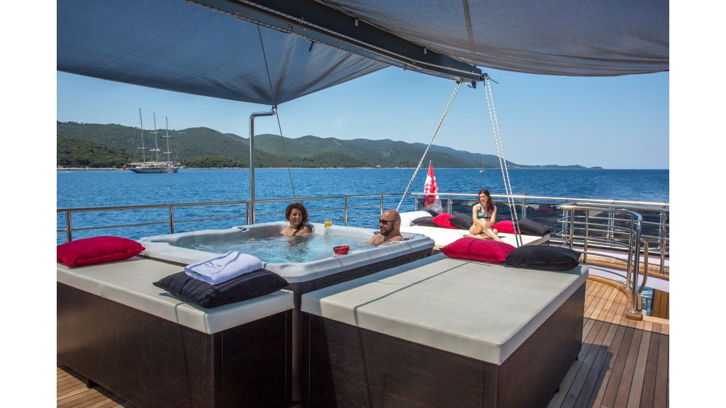 Rara Avis Luxury Gulet