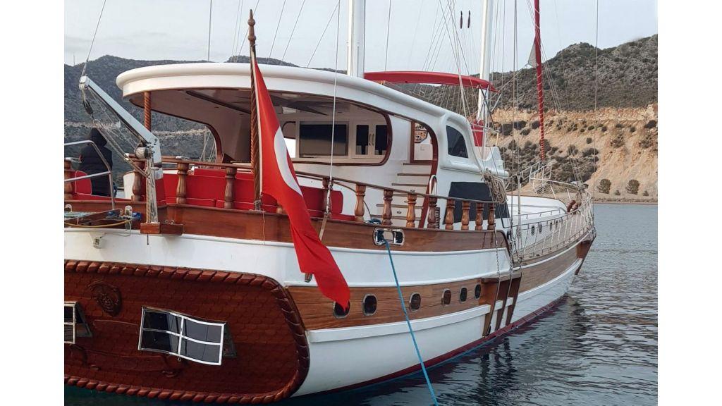 Turkish Style Gulet