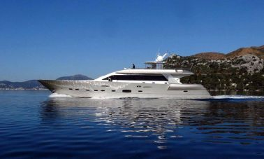 Golden k Used Motoryacht