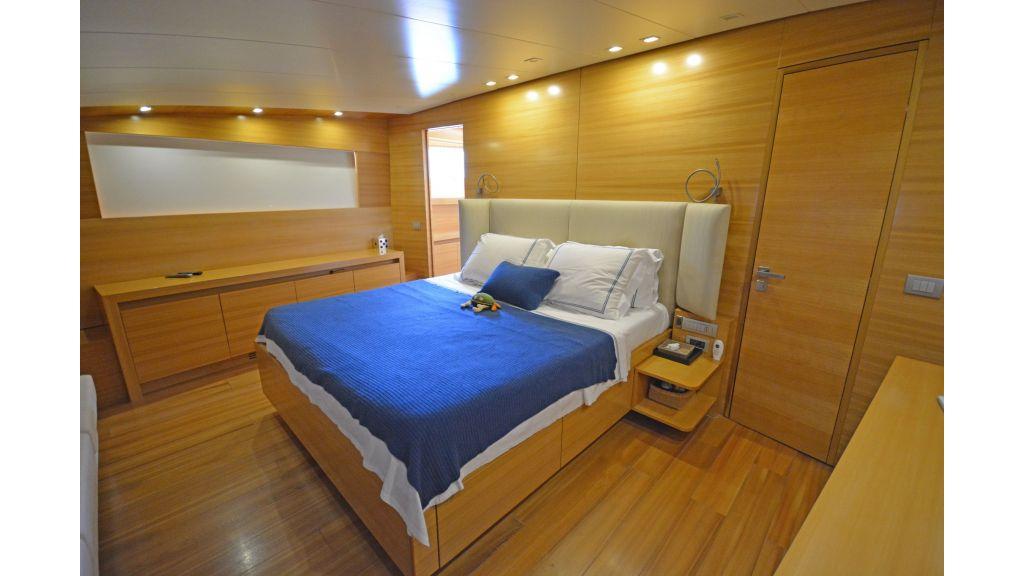 Sanlorenzo 100ft Motor Yacht (1)
