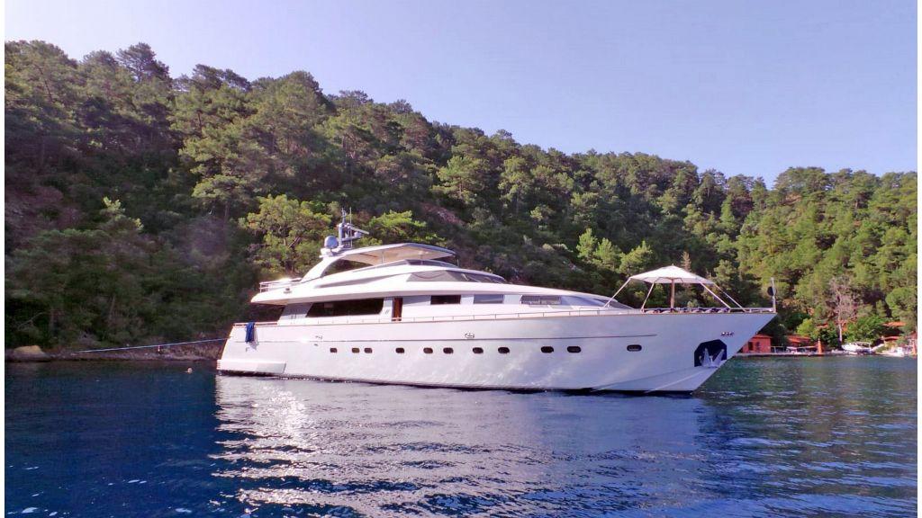 Sanlorenzo 100ft Motor Yacht (46)