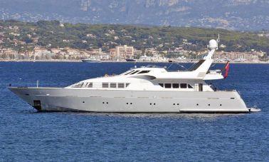 Vitters 100 Motor Yacht