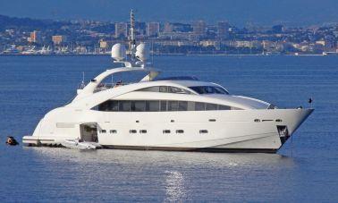 Canpark Motor Yacht