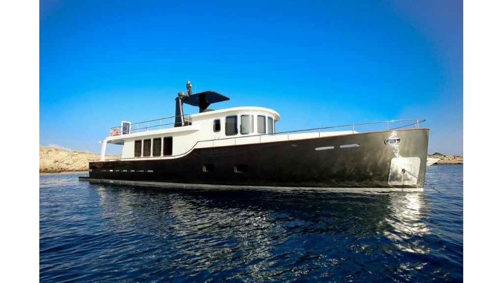 Custom Built Trawler