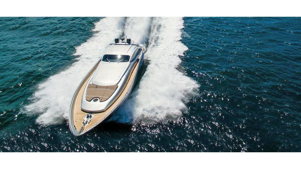Pershing 88 For Charter