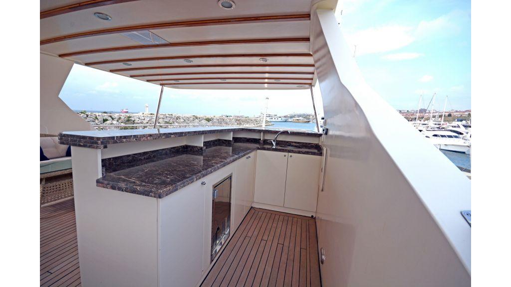 Steel Hull 30m Trawler (19)