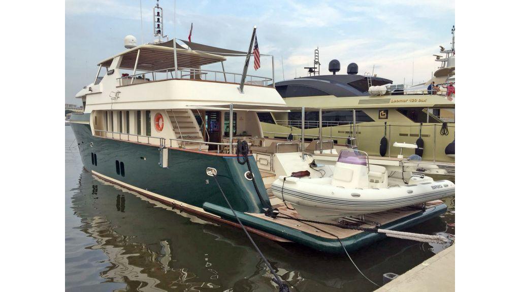 Steel Hull 30m Trawler (26)