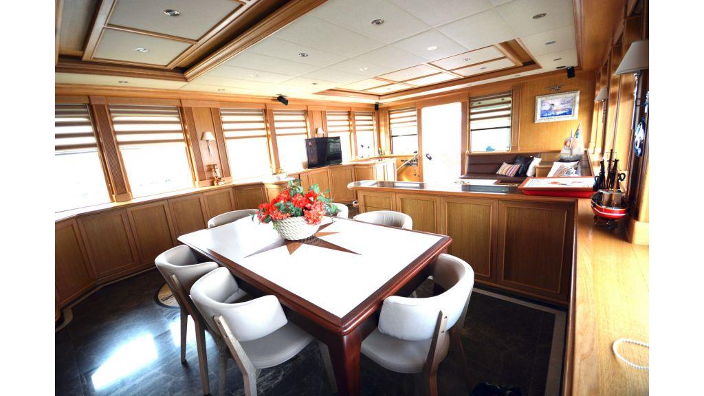 Steel Hull 30m Trawler (28)