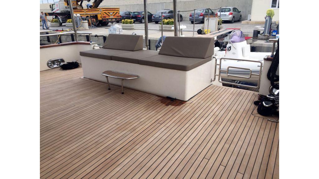 Steel Hull 30m Trawler (3)