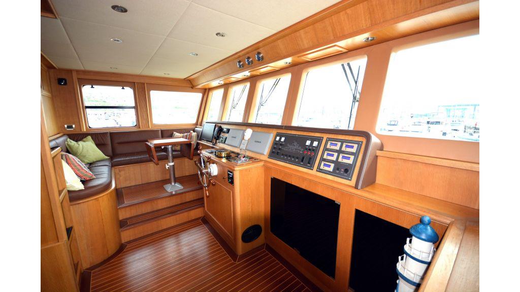Steel Hull 30m Trawler (33)