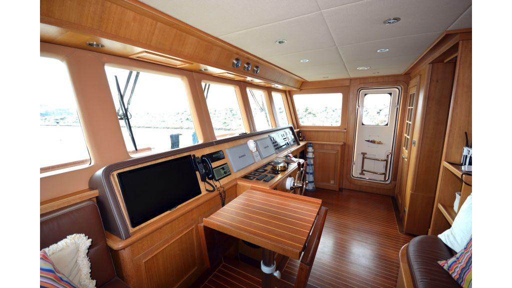 Steel Hull 30m Trawler (34)