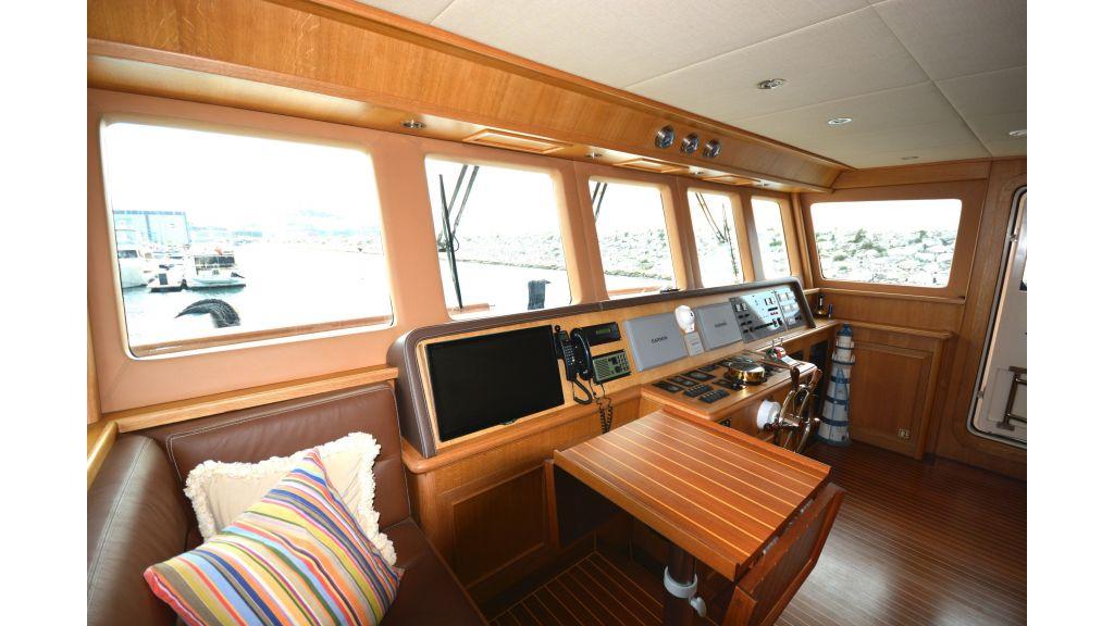 Steel Hull 30m Trawler (35)