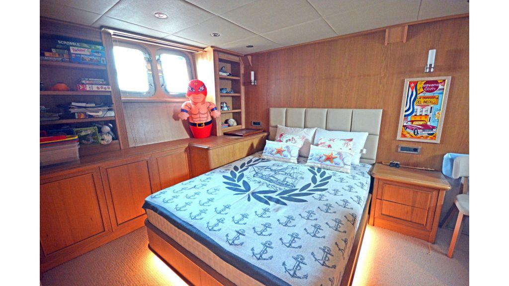 Steel Hull 30m Trawler (43)