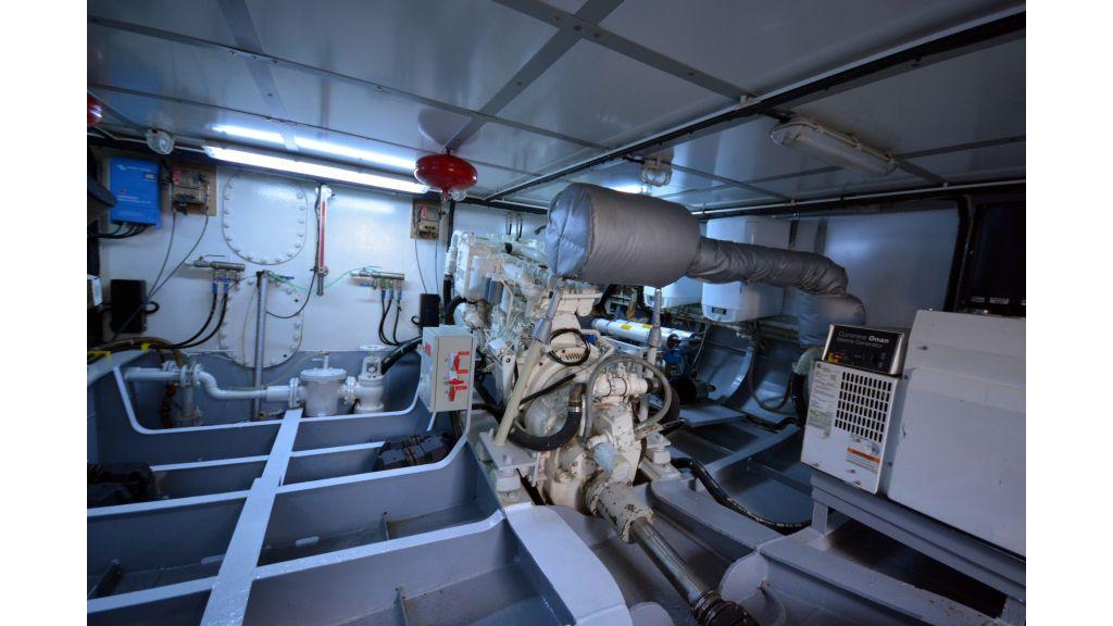 Steel Hull 30m Trawler (64)
