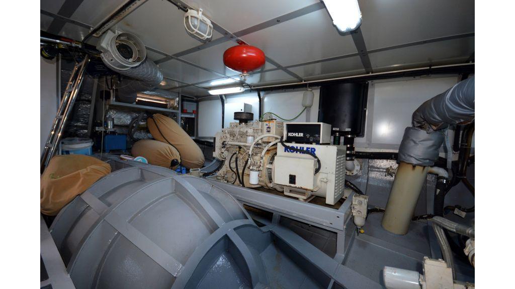 Steel Hull 30m Trawler (66)