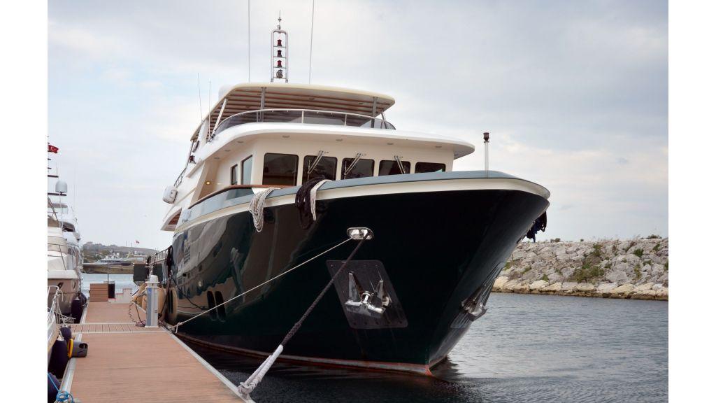 Steel Hull 30m Trawler (68)
