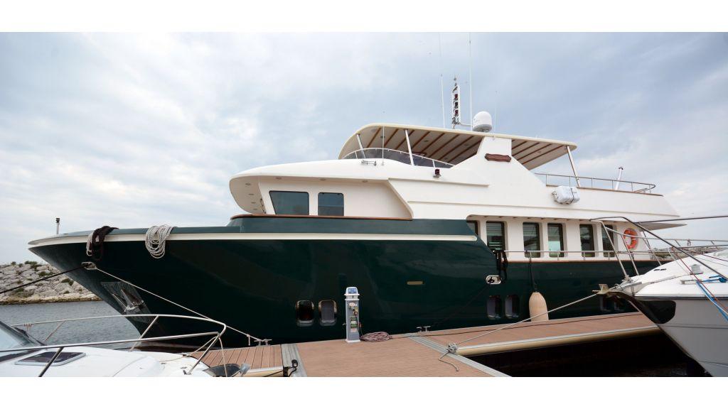 Steel Hull 30m Trawler (71)