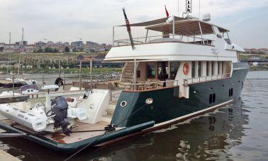 Steel Hull 30m Trawler.