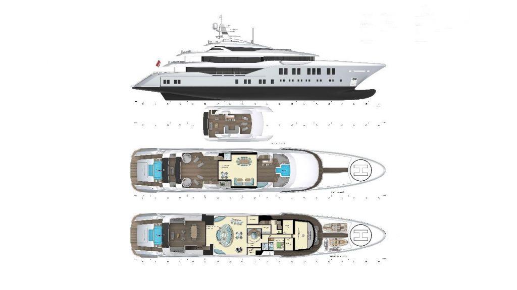 Bilgin 67m Motor Yacht (1)