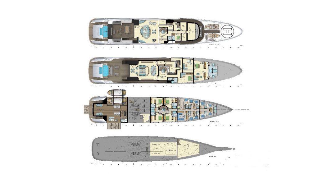 Bilgin 67m Motor Yacht (2)