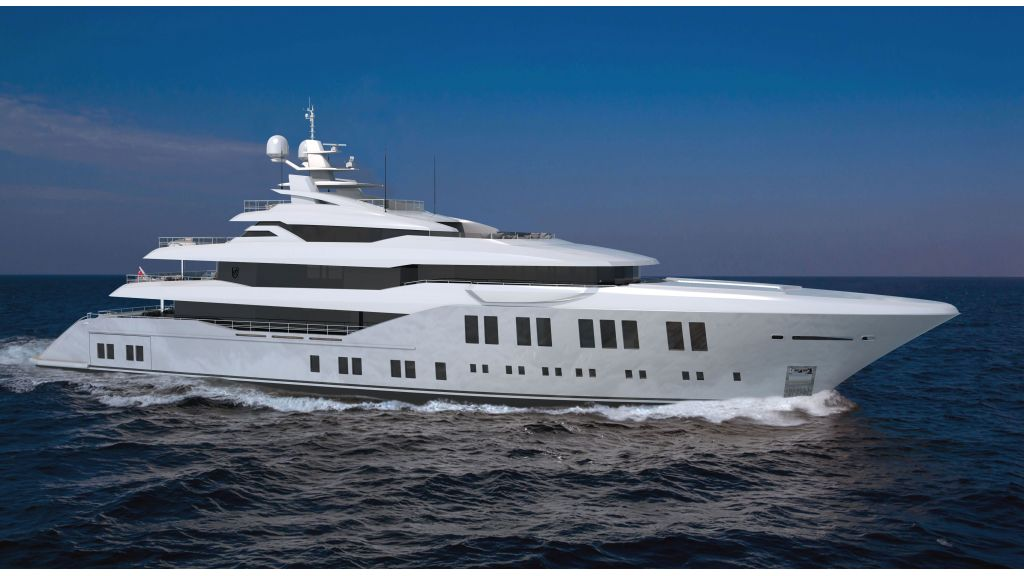 Bilgin 67m Motor Yacht