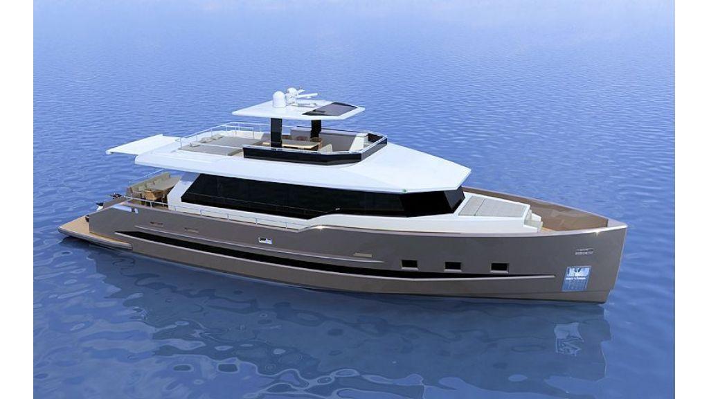 Italian Touch 23m Motoryacht (2)