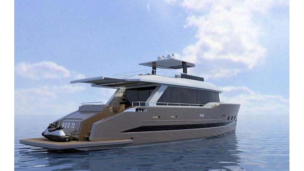 Italian Touch 23m Motoryacht (3)