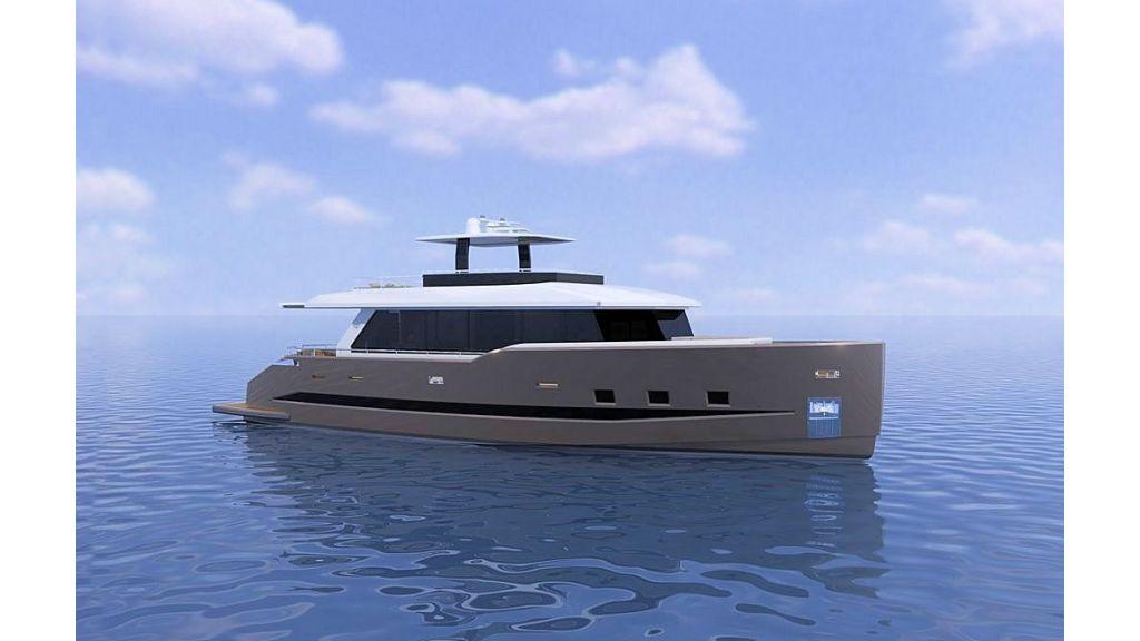 Italian Touch 23m Motoryacht (4) - master