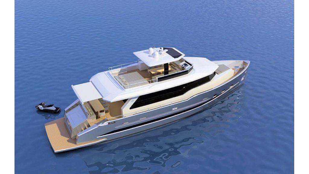 Italian Touch 23m Motoryacht (7)