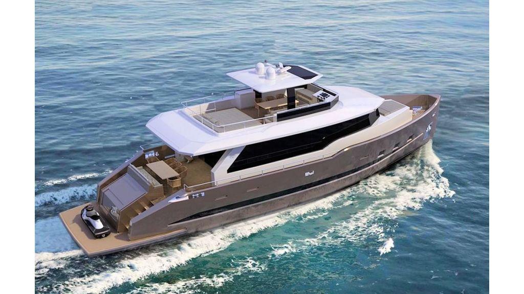 Italian Touch 23m Motoryacht (9)