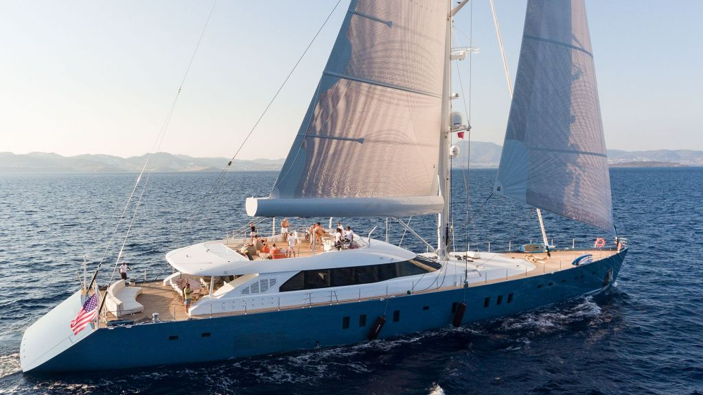 Sailing Yacht All About U (10) - master