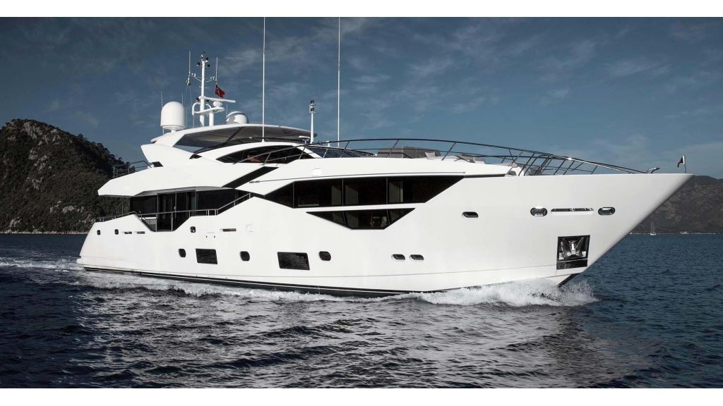 Sunseeker-116 For Sale