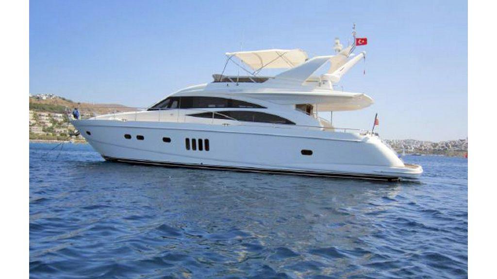 Prıncess 67ft for sale (1)