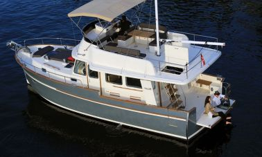 Rhea Trawler 36 (0) - master