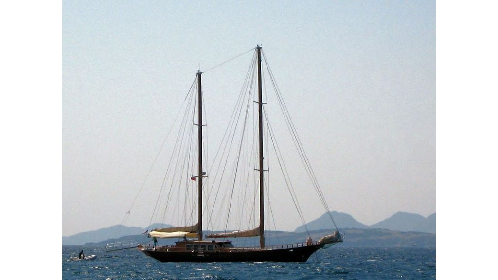 Steel Hull Ketch Rigged (3)