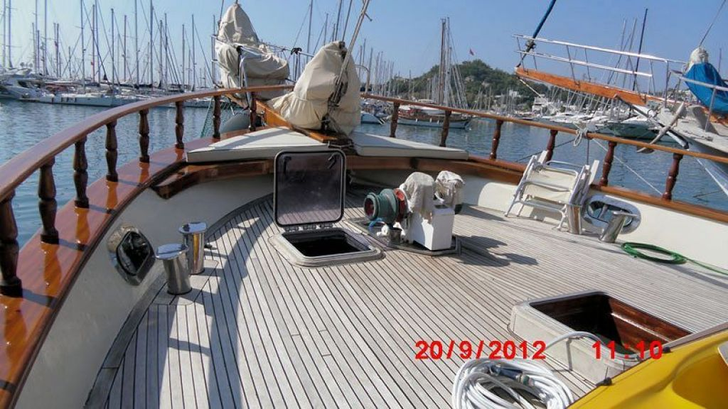 Steel Hull Ketch Rigged (4)