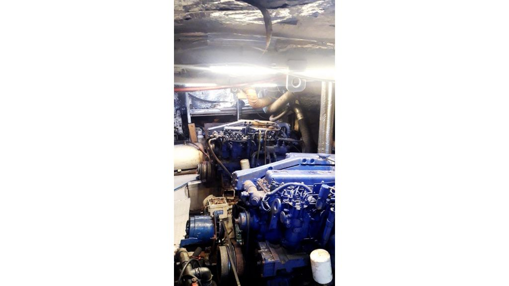 Twin Engine Standart Gulet (55)