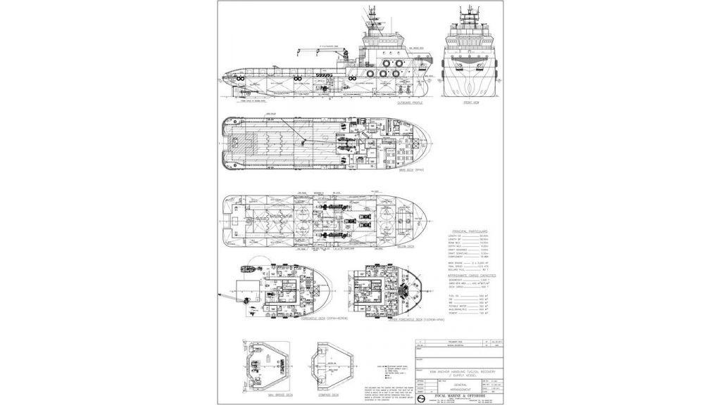 65 M newly built supply Tug (101)