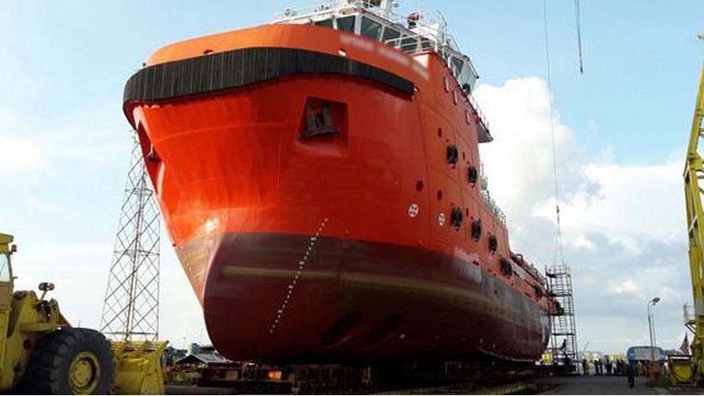65 M newly built supply Tug (2)